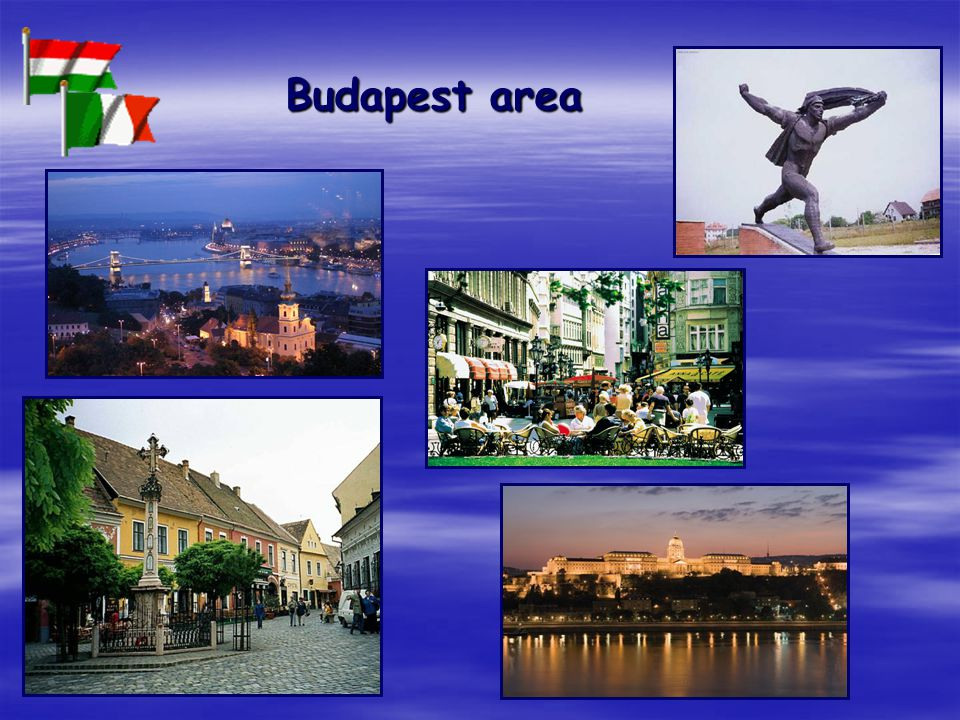 Budapest area