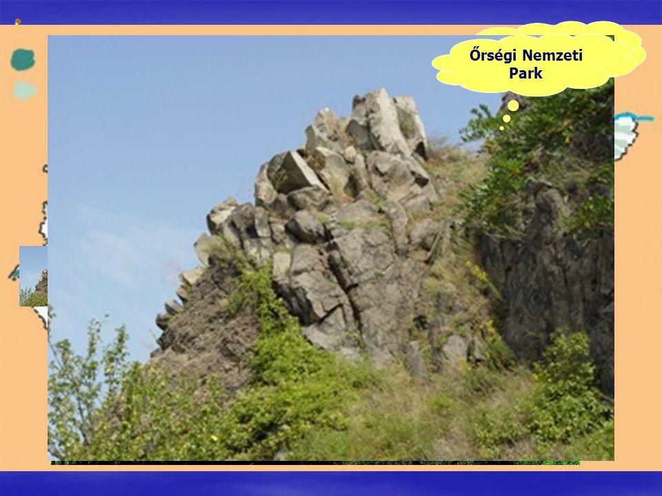 Duna-Ipoly Nemzeti Park Duna-Dráva Nemzeti Park Őrségi Nemzeti Park