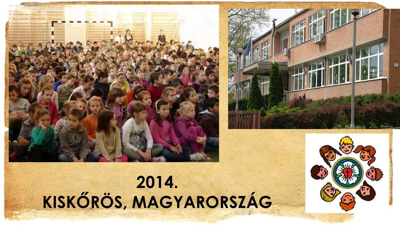2014. KISKŐRÖS, MAGYARORSZÁG
