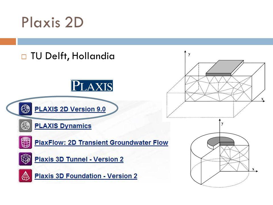 Anyagmodellek - Talaj  Advanced material models  Hardening Soil (HS) – felkeményedő  HS small – felkeményedő, kis terhelési szintek  Soft soil – puha  Jointed rock – szikla  User defined – kutatás