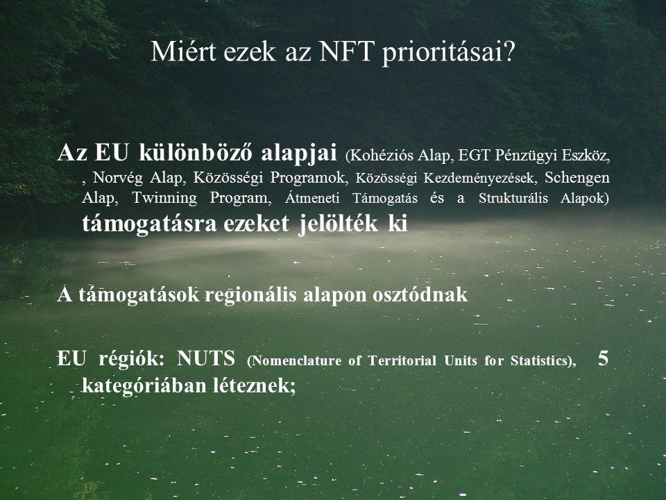 Miért ezek az NFT prioritásai.