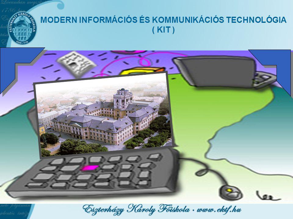 A információs és kommunikációs technológia az oktatásban elsősorban a tanulás, az információszerzés folyamatának kibernetikai, rendszer- és kommunikác