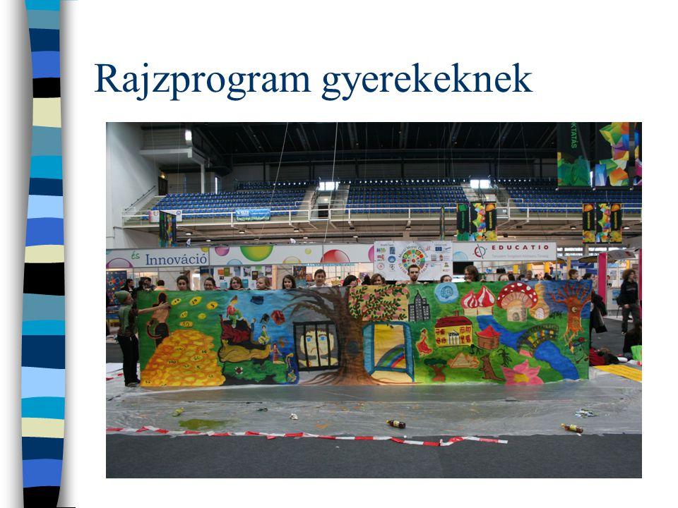 Rajzprogram gyerekeknek