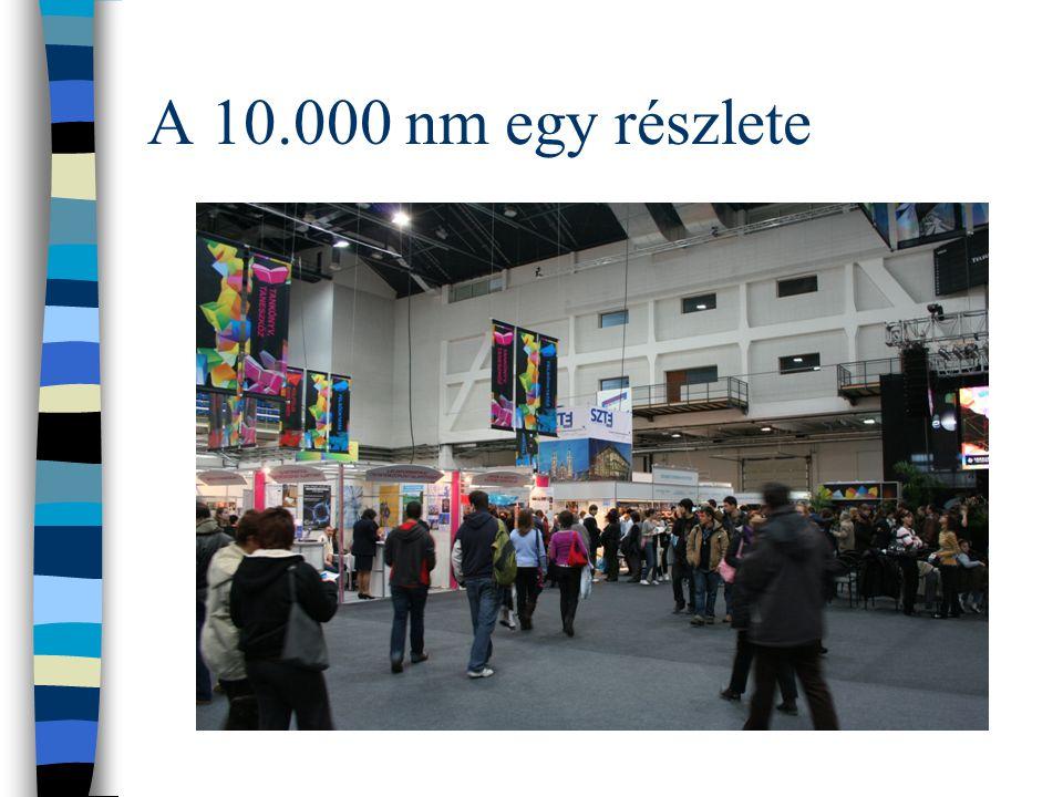 A 10.000 nm egy részlete