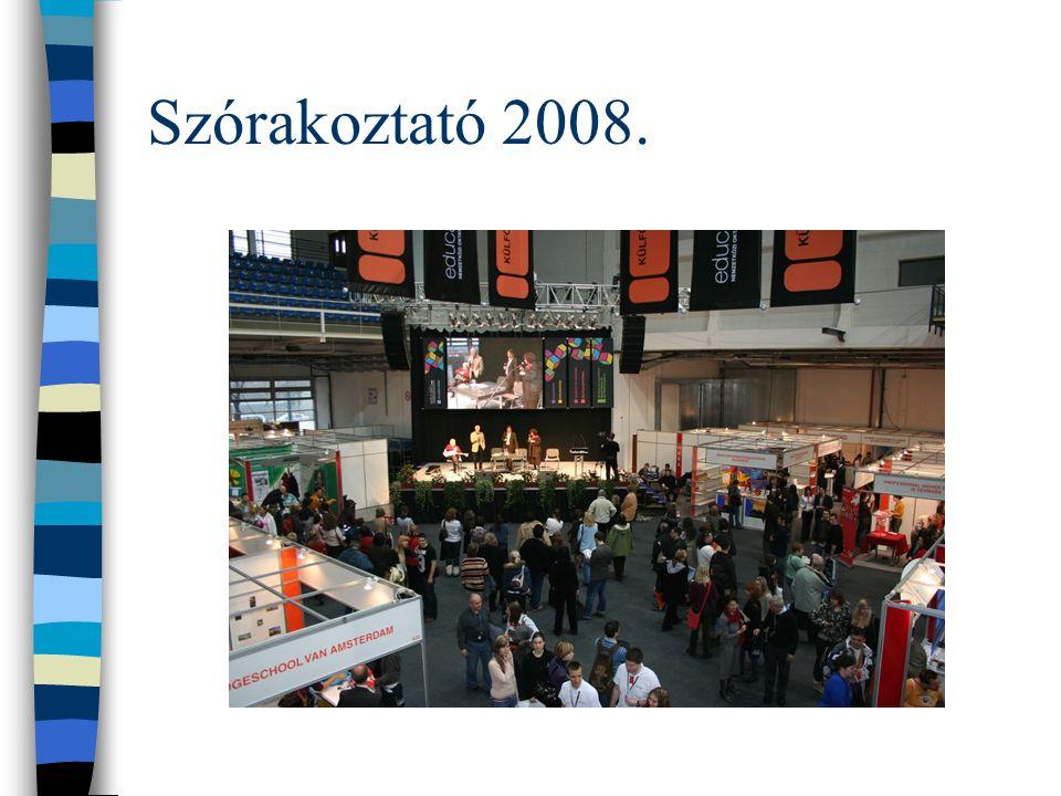 Szórakoztató 2008.