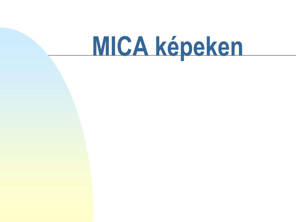 MICA képeken