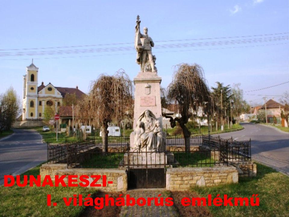 DUNAKESZI- városháza