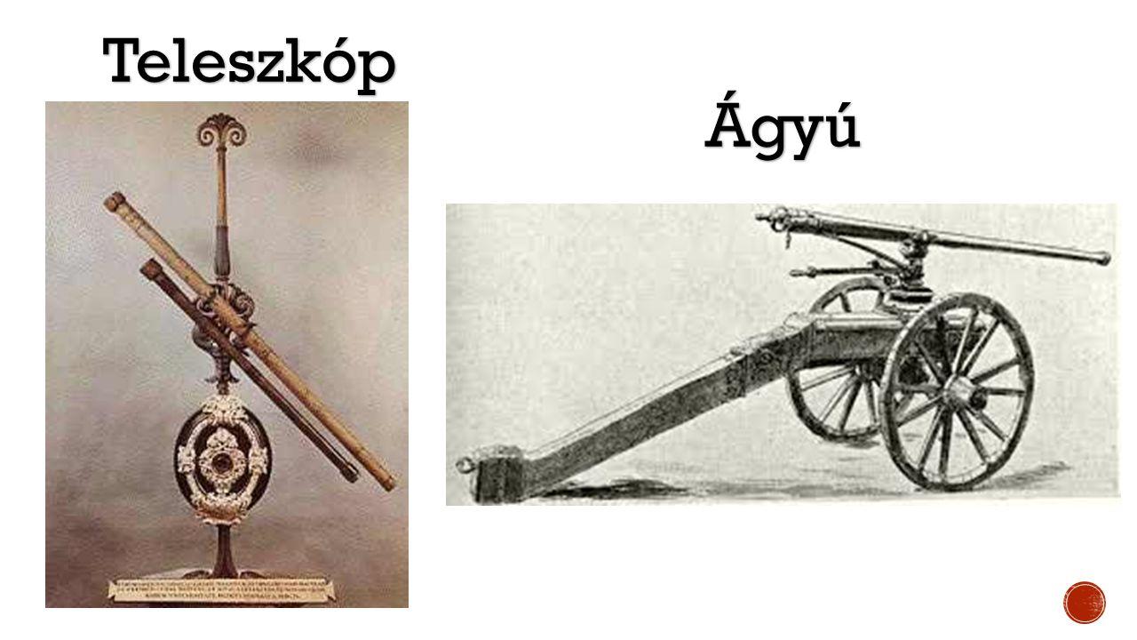 Teleszkóp Ágyú