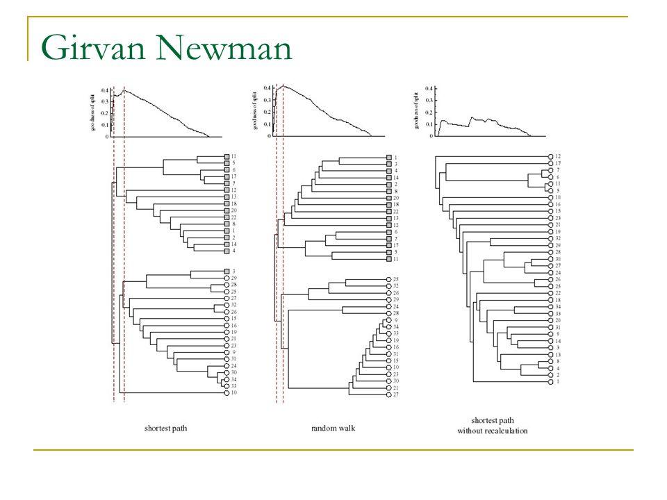 Girvan Newman