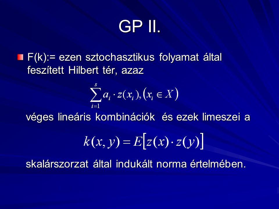 GP II.