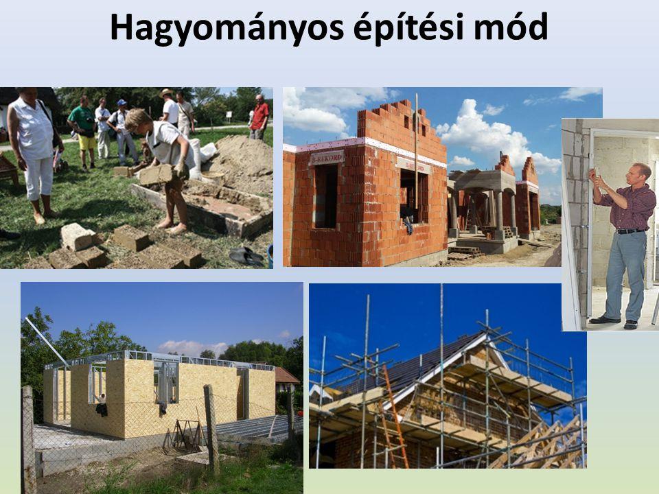 Hagyományos építési mód