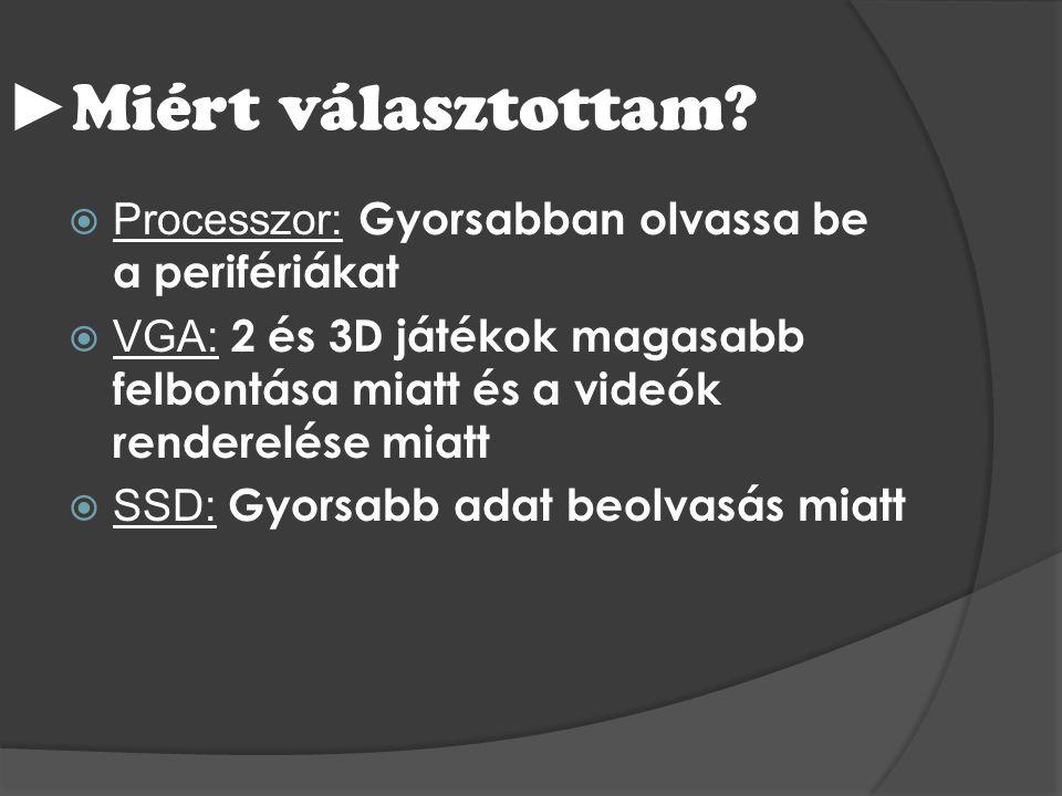 ► Összehasonlítás  VGA ATI Nvidia Mindkét VGA nagyon jó annyi köztük a különbség, hogy az ATI-nak a célja a gyors texturák betöltése a videójátékokban.
