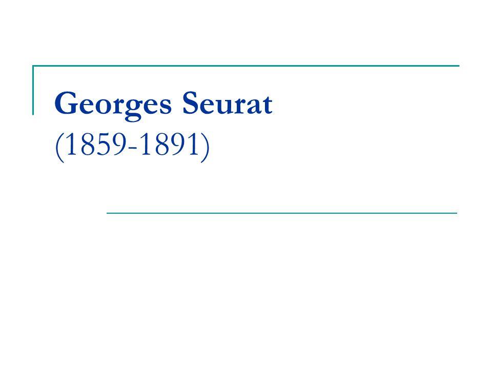 Georges Seurat: Asnières-i fürdőzők