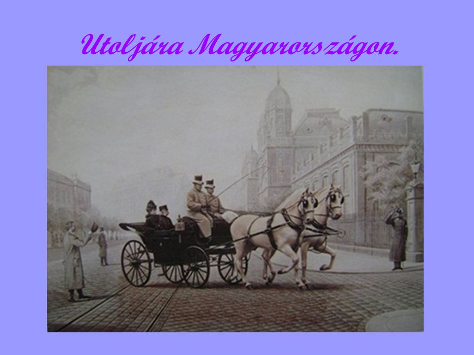 A Millennium Budapesten.