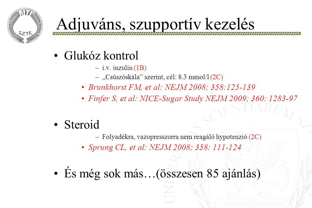 Glukóz kontrol –i.v.