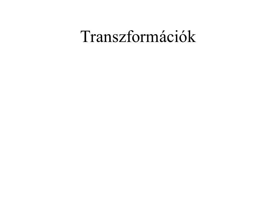 DCT 2 dimenzióban