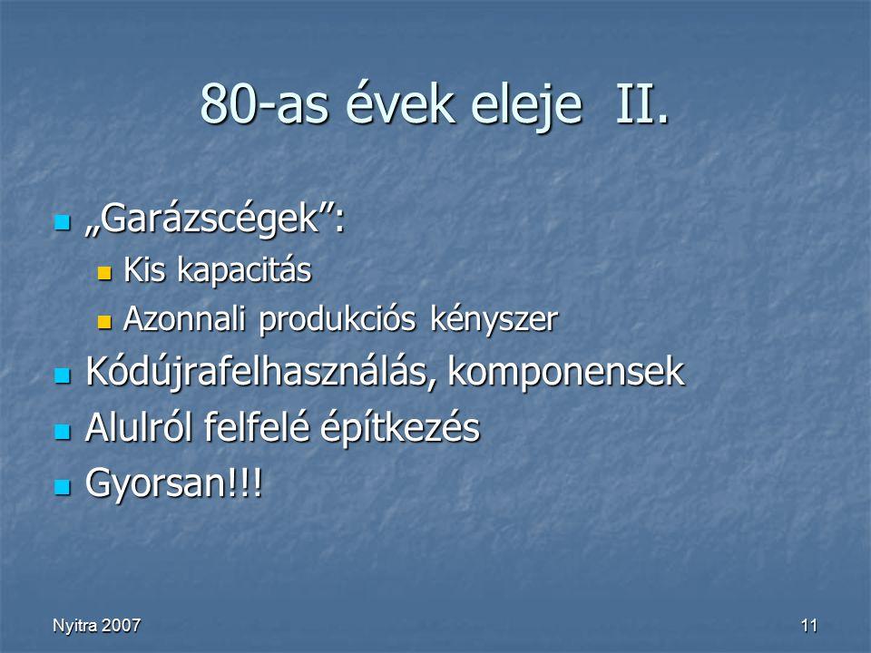 Nyitra 200711 80-as évek eleje II.