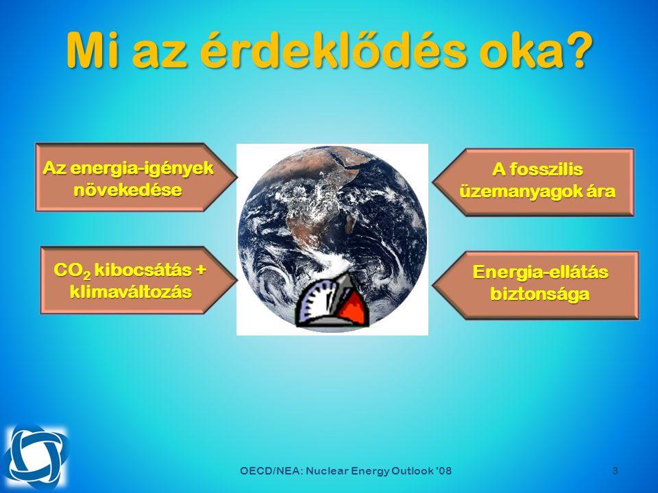 A fosszilis er ő m ű vek széndioxid kibocsátása messze a legnagyobb és a leggyorsabban is növekv ő CO 2 -forrás Mi az érdekl ő dés oka.