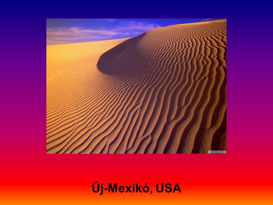 Új-Mexikó, USA