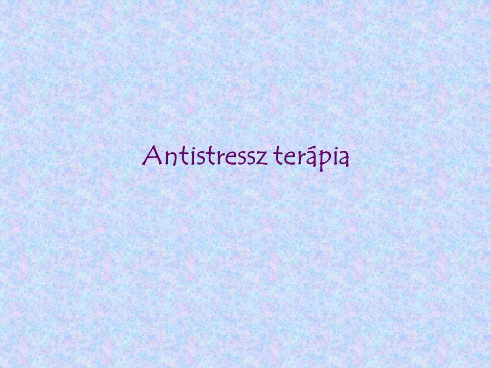 Antistressz terápia