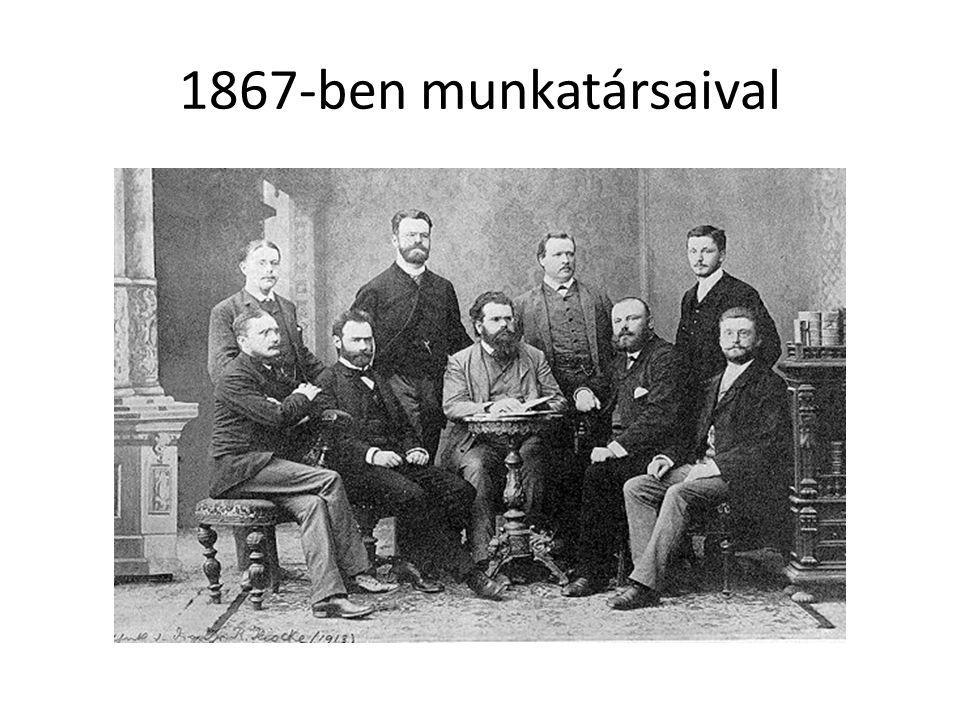 1869-ben a grazi egyetem matematikai fizika professzorává nevezték ki 1869grazi 1876-ban visszatért Grazba mint a kísérleti fizikai intézet vezetője 1876 1880-as években a tudományos tekintélyt szerzett tudóst számos fiatal tehetség kereste fel1880-as években Svante Arrhenius Svédországból Svante ArrheniusSvédországból Walther Nernst és Wilhelm Ostwald, NémetországbólWalther NernstWilhelm OstwaldNémetországból