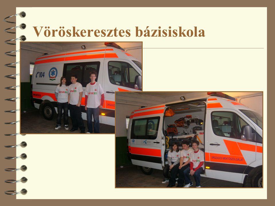 Vöröskeresztes bázisiskola