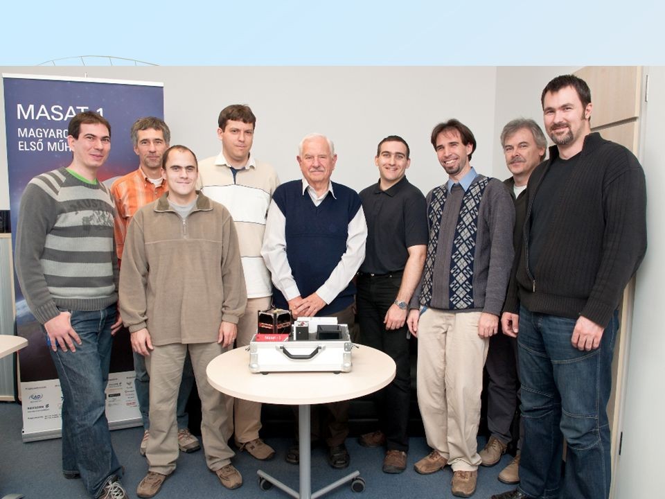 MaSat-1  Fejlesztés ideje: 7év  Költség:  Felbocsátás: 2012.február 13.