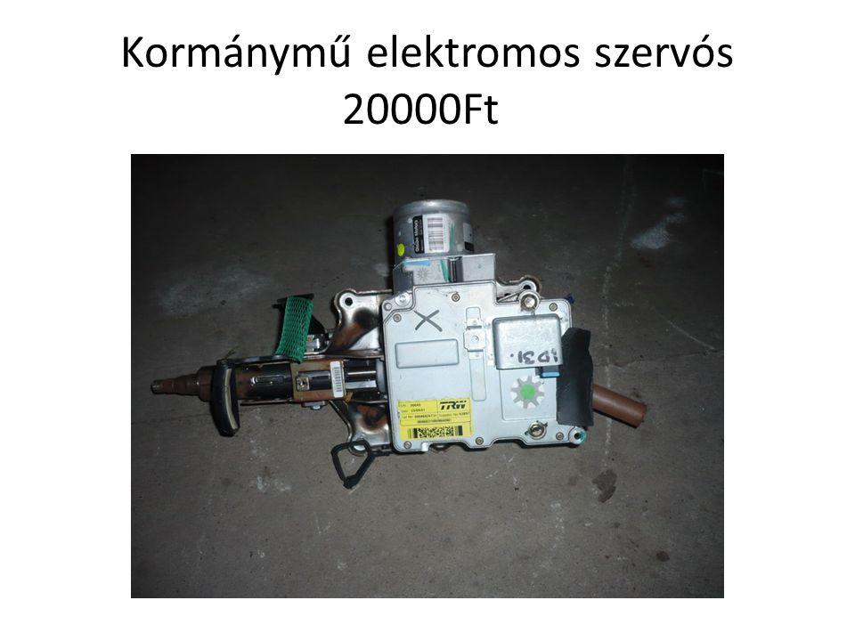 Kormánymű elektromos szervós 20000Ft