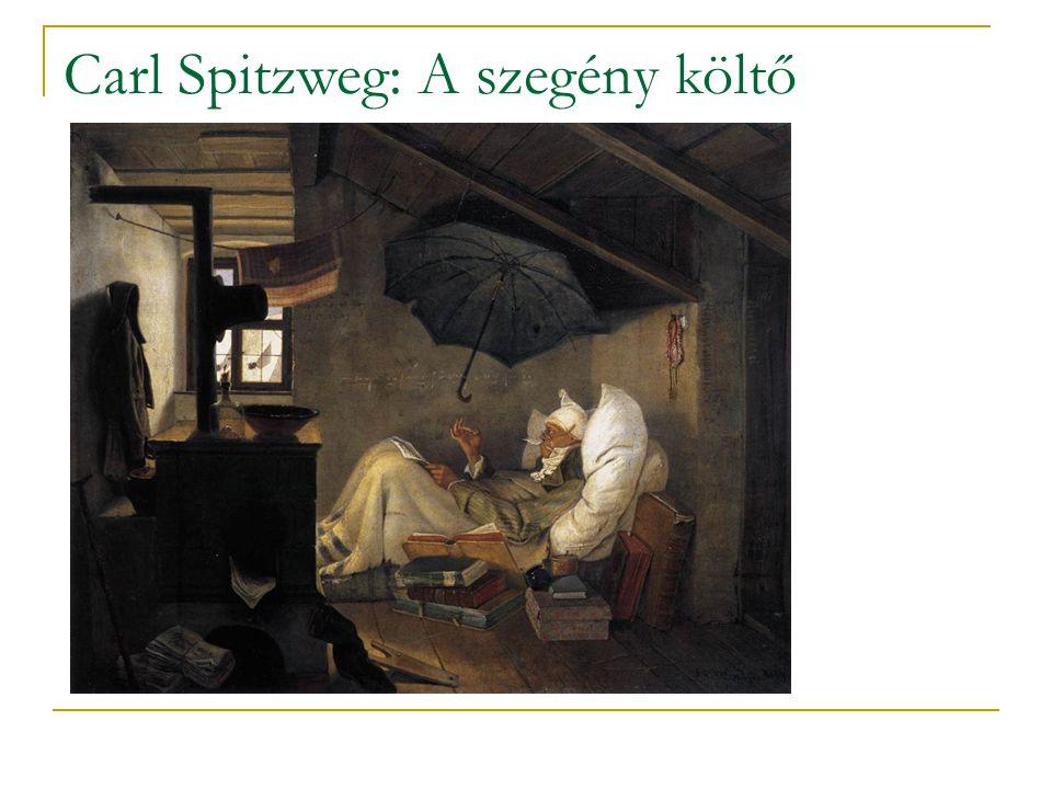 Carl Spitzweg: A szegény költő
