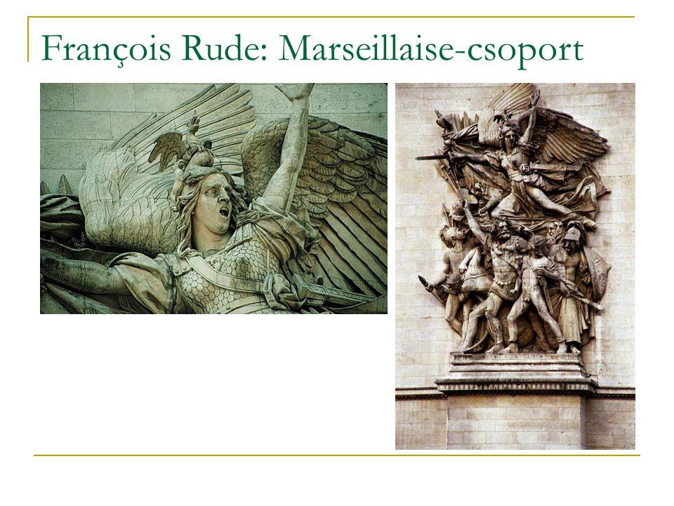 François Rude: Marseillaise-csoport