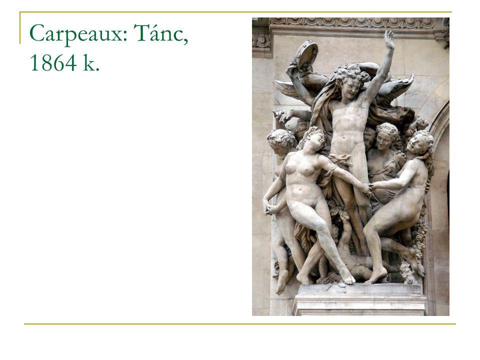 Carpeaux: Tánc, 1864 k.
