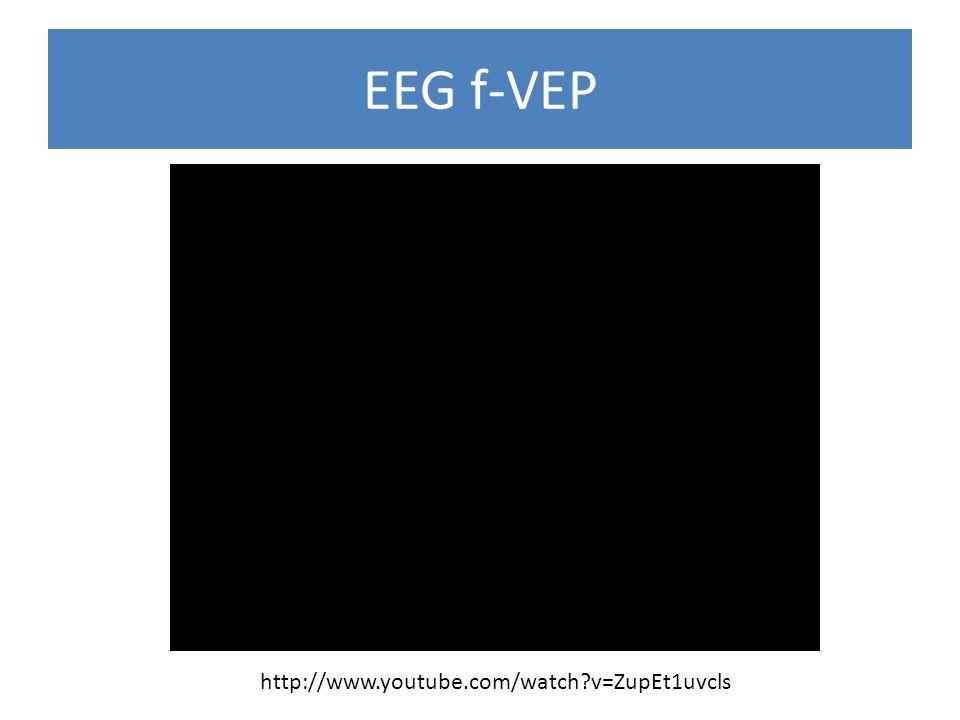 EEG f-VEP http://www.youtube.com/watch?v=ZupEt1uvcls