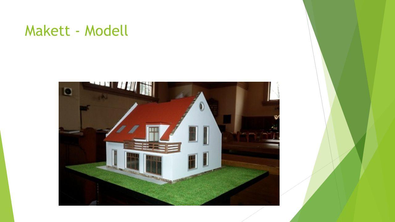 Makett - Modell