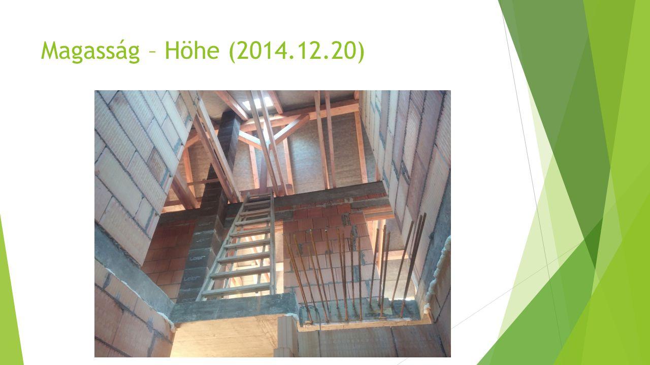 Magasság – Höhe (2014.12.20)