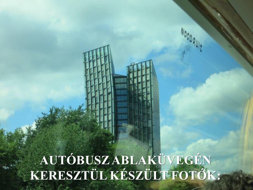 AUTÓBUSZ ABLAKÜVEGÉN KERESZTÜL KÉSZÜLT FOTÓK: