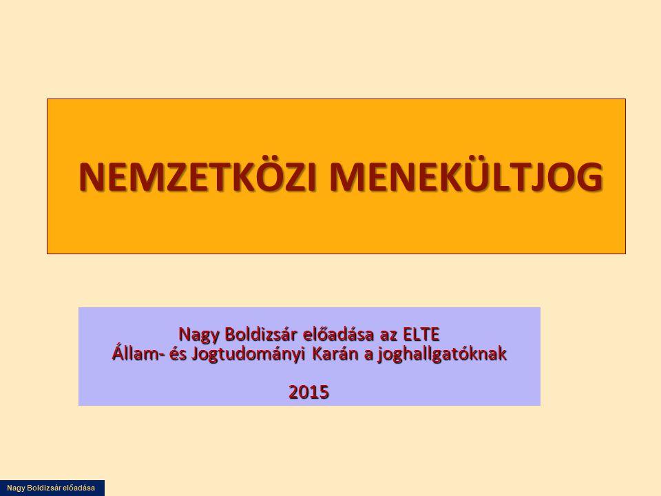 Nagy Boldizsár előadása MAGYAR ADATOK 20112012201320142015 jan 1 – febr.