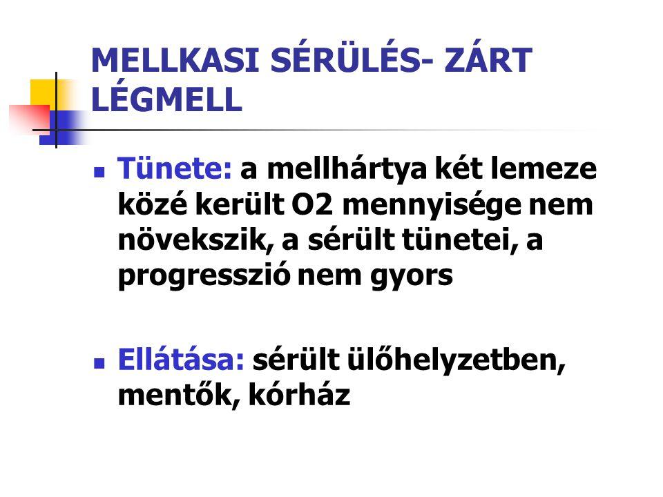 MELLKASI SÉRÜLÉS – FESZÜLŐ (SZELEPES v.