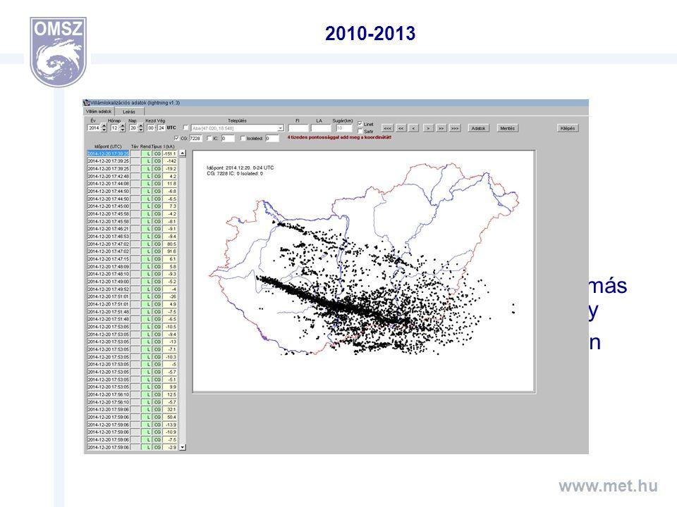 """www.met.hu 2014 - 2015 MISH interpoláció (széllökés térkép) Vízügyes hálózat adatai """"EKOP-1.1.12 Komplex Mezőgazdasági Kockázatkezelési Rendszer Felkészülés az ORACLE verzióváltásra ORACLE 11.2.0 AS 10.1.2"""