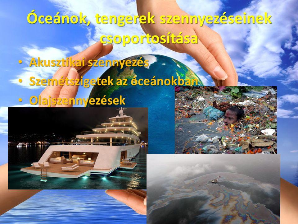 I.Akusztikai szennyezések I.