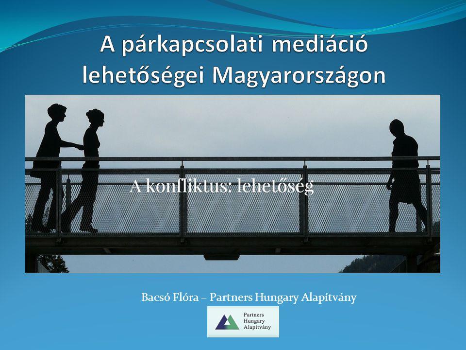 Bacsó Flóra – Partners Hungary Alapítvány