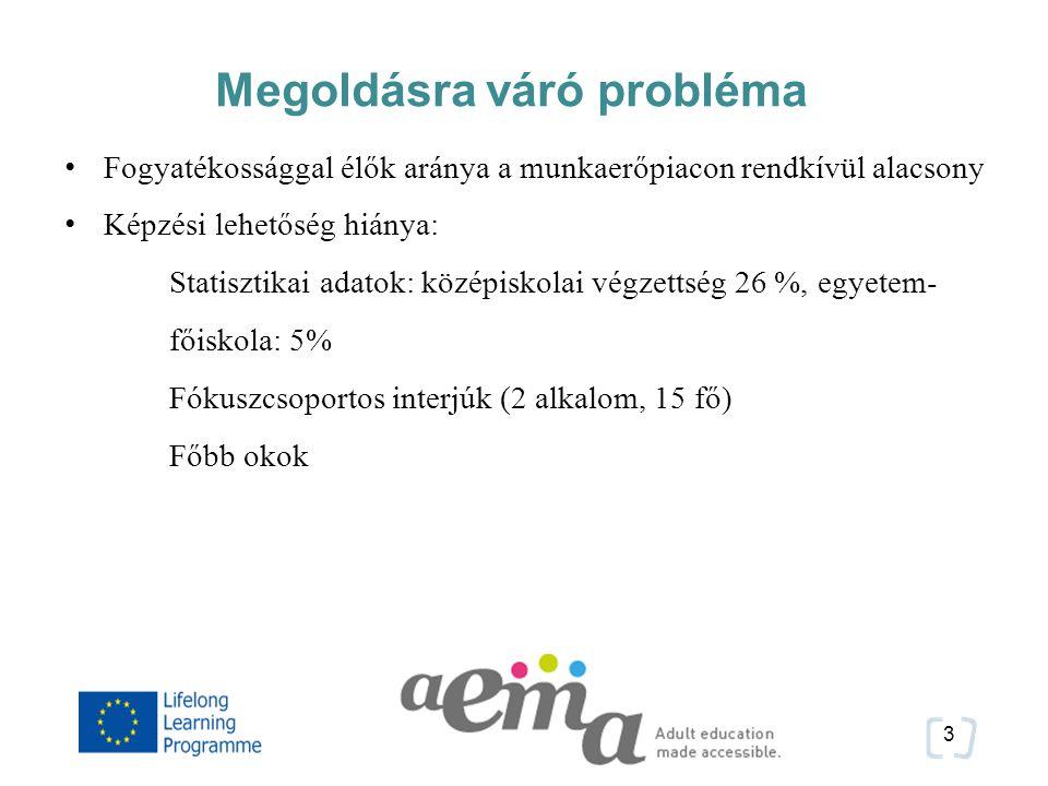 4 Mi az AEMA projekt célja.