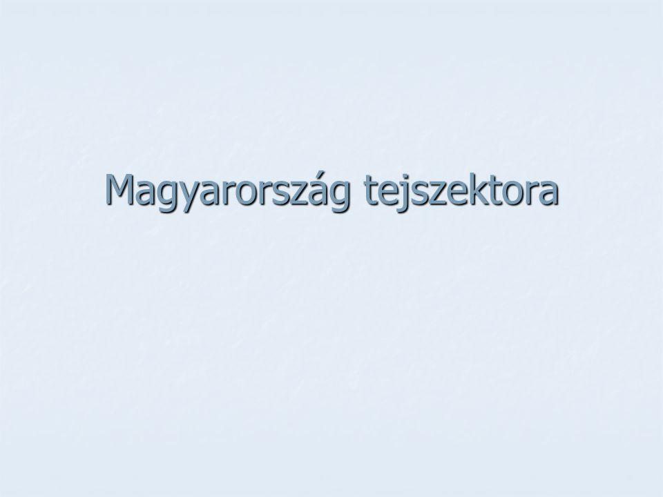 Magyarország tejszektora