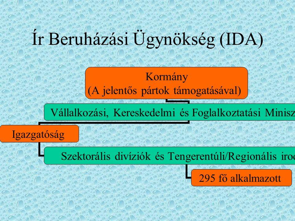 Ír Beruházási Ügynökség (IDA)