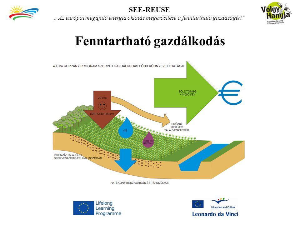 """Precíziós mezőgazdaság és eszközei SEE-REUSE """" Az európai megújuló energia oktatás megerősítése a fenntartható gazdaságért HozamtérképekVegetációs térképek"""