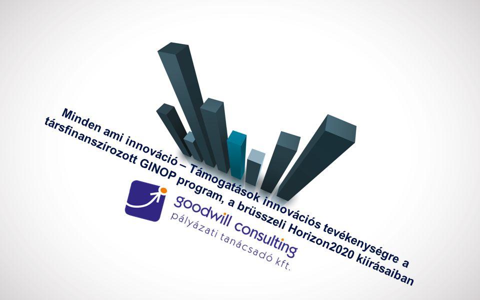 Minden KKV számára, amelyek fejlődésre, növekedésre és nemzetközi szintre lépésre készek