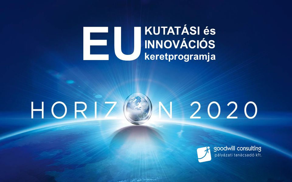 www.gwconsulting.hu EU KUTATÁSI és INNOVÁCIÓS keretprogramja