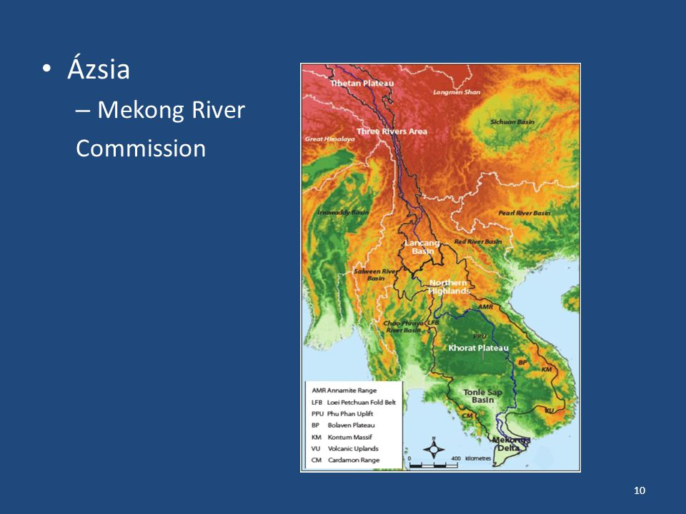 Ázsia – Mekong River Commission 10