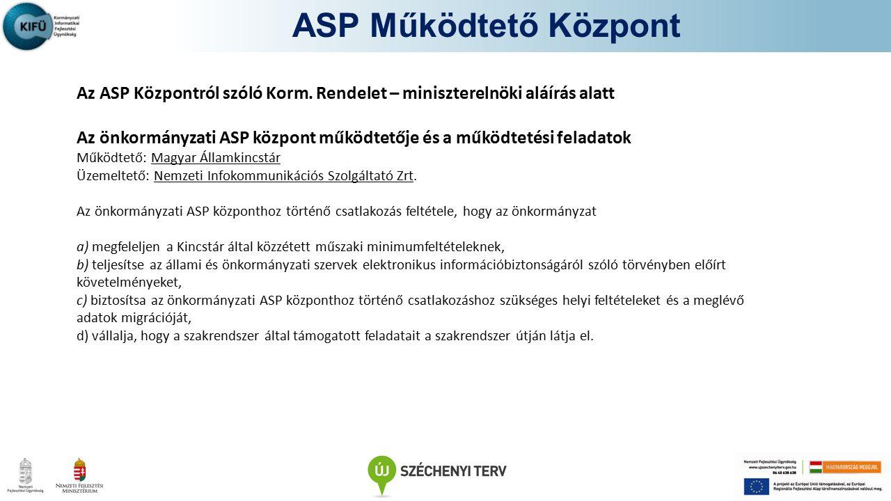 """ASP projekt Iratkezelő Szakrendszer Csatlakozási feladatok KMOP 4.7.1 -""""korábbi szakrendszerekről való áttérés támogatása, adatok információk tisztítása és áttöltése, adathiányosságok pótlása (felvitele a rendszerbe), tárolt adatok formátumának átalakítása) - """"Az ASP szolgáltatások igénybe vételéből adódó változás kezelése, így különösen a belső szabályzatok, önkormányzati rendeletek, stratégiák, munkakörök szükséges módosításának felmérése, a szükséges szakértői támogatással történő elvégzése"""