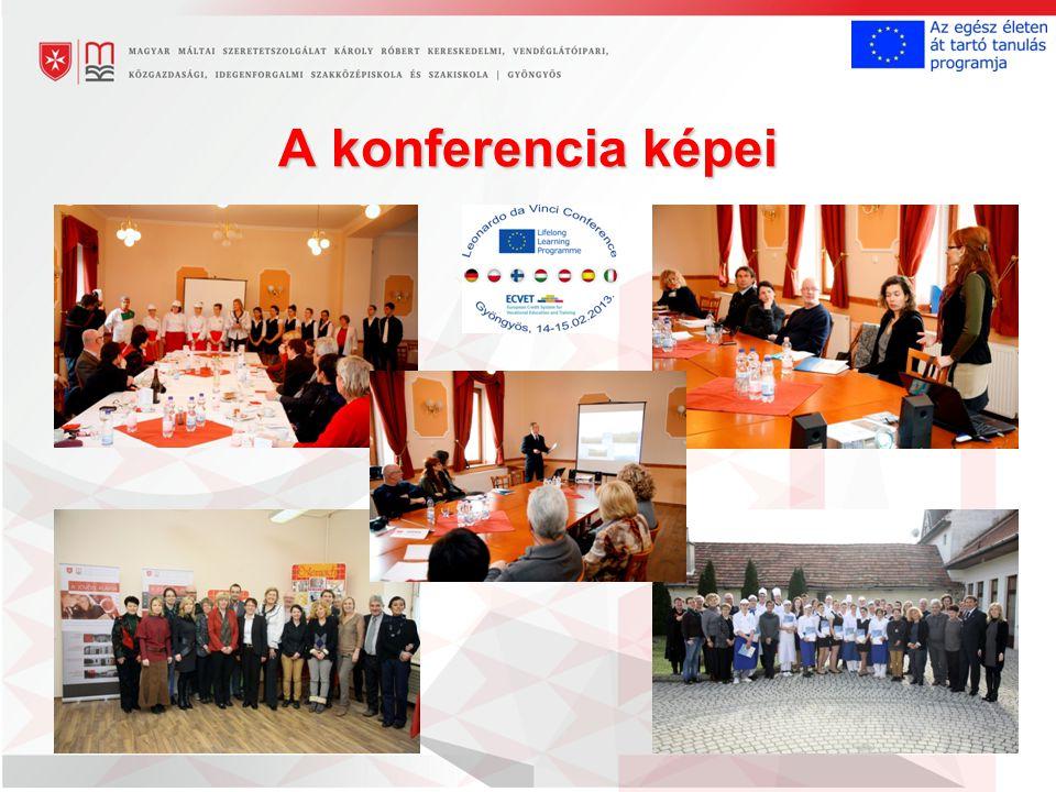 A konferencia képei