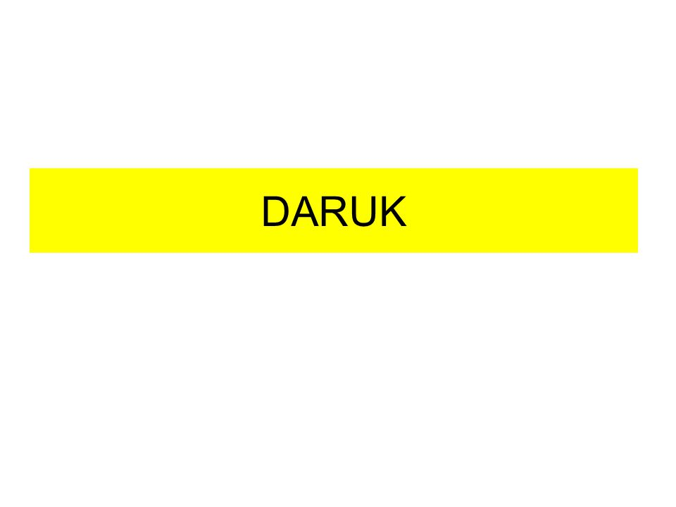 DARUK